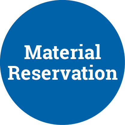 Material Reservation